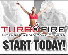 My wife is a TurboFire junkie...and qualified TurboKick instructor...are you a fan?