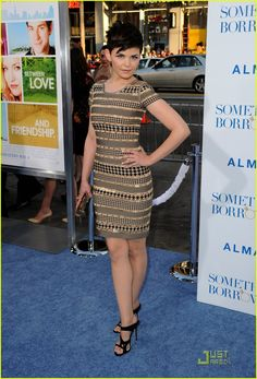 Ginnifer Goodwin - confident woman