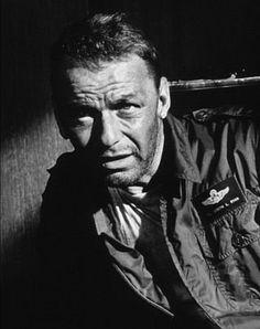 """Frank Sinatra en """"El Coronel Von Ryan"""", 1965"""