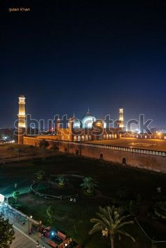 Awesome beauty of the Badshahi mosque Lahore Punjab Pakistan Lahore Pakistan, Mosque, City, Awesome, Beauty, Mosques, Cities, Beauty Illustration