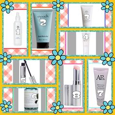 8 products with a £70 reduced price ! Only available until 9pm Saturday 30th September.  Curling Mascara  Moisture Mist  Polishing Peel Contouring Lipgloss  AP24 Whitening Fluoride Toothpaste  Glacial Marine Mud  TeGreen Capsules  Plumping Balm  Message Janeball@etablocco.com