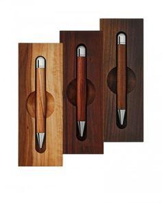 Holzkugelschreiber Wood-in-Wood 0