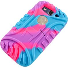 #Quarter Skin Stand for #Samsung Galaxy S III, Multi-Color $14.99 From #DayDeal