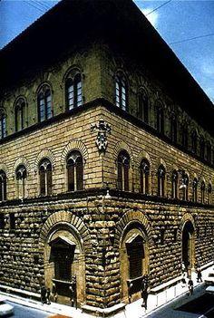 Medici Palace - Florence