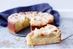 rabarberkaka Cheesecakes, Scones, Grandma Cookies, Cake Recipes, Dessert Recipes, How To Make Bread, Sugar And Spice, No Bake Desserts, Food Inspiration