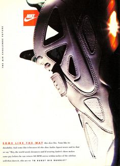 1989 VINTAGE 2 Page , Double Sided Print Ad Reebok Pump