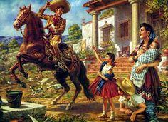 Paisaje Mexicano,  subido por: Xochipitzahuatl Miztli