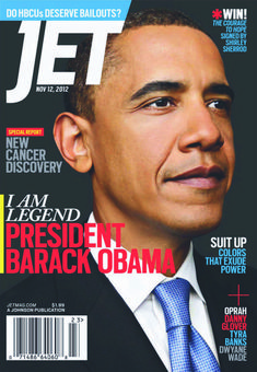 The key word here is President. The votes aren't even in yet, but JET Magazine has declared Barack Obama legend on the cover of their new November issue. Michelle Und Barack Obama, Mr Obama, Barack Obama Family, Black Presidents, Greatest Presidents, American Presidents, American History, Jet Magazine, Black Magazine