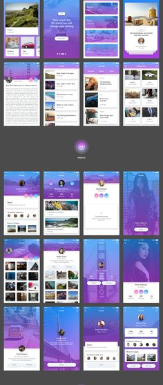 Kolorit Mobile UI Kit is made with fast workflow in mind, so we created 120 ready to use mobile screens, in Photoshop and Sketch. You can create designs for mobile projects of any complexity and show them to your team or clients within minutes with this colorful UI kit. Kolorit includes 1000 UI Elements utilized over 10 different essential categories. Super simple to use to boost your creativity and productivity. If you want, you can upload them to InVision, connect them and show them to…
