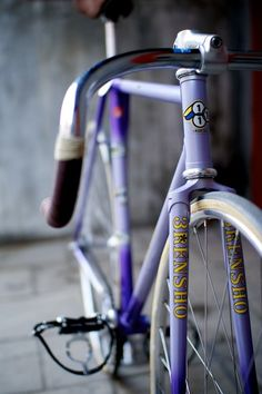 3Rensho Campagnolo NJS Track Bike