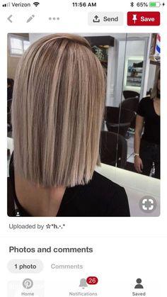 New hair balayage blonde fall 15 Ideas Medium Hair Styles, Short Hair Styles, Medium Hair Cuts, Hair Color And Cut, Beige Hair Color, Brown Blonde Hair, Gorgeous Hair, Balayage Hair, Pretty Hairstyles