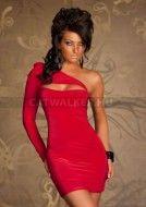 Sublimation Hot Cocktail Bandage Cut Out 2014 Club Dress in Red Skinny Fashion, Club Dresses, Clubwear, Beachwear, Party Dress, Fashion Dresses, Bodycon Dress, My Style, Red