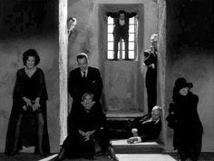 Vargtimmen (L'Heure du loup), Ingmar Bergman