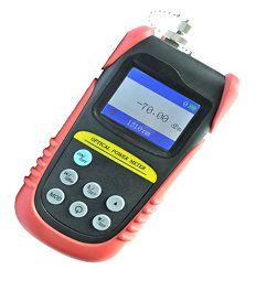 Handheld Optical Power Meter #Technology #FiberOptics