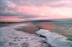 Immagine di sea, beach, and sky