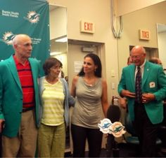 Bina Fink : Manny Fernandez to be inducted into 2014 Dolphines...