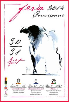 FERIA DE CARCASSONNE 2014