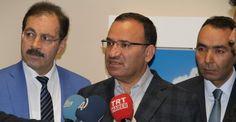 """Bakan Bozdağ """"2017 çok önemli bir reform yılı olacak"""""""