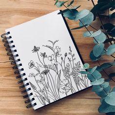 It On Fanart - Handschrift - Doodle bts fanart waste_it_on_me s It On Fanart - Handschrift - Doodle bts fanart waste_it_on_me steve_aeoky bangtan Wildblumen inkdrawing inkdrawings penandinkdra… - dibujo inkdrawing Doodle Drawings, Doodle Art, Drawing Sketches, Wildflower Drawing, Sketch Note, Plant Drawing, Drawing Flowers, Flower Drawings, Flower Doodles