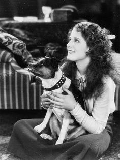 Norma Shearer in The Devil's Circus, 1926