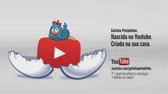YouTube comemora 1 bilhão de visualizações da Galinha Pintadinha!