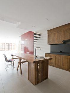 Narrow Casa TT en Hanoi por Adrei Estudio Arquitectura (10)
