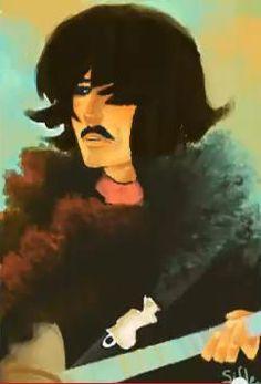 George Harrison (very beautiful!)