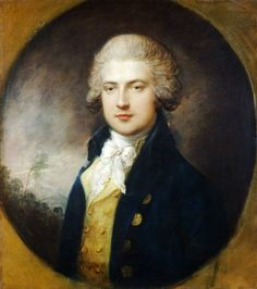 An Associate of the Prince of Wales by Thomas Gainsborough, c.1781. English Heritage, Kenwood