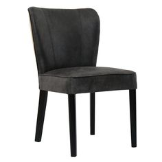 Nina Padma's Plantations Rest Beach Style Eco-leather Dining Chair