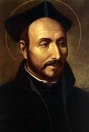 July 31st - St. Ignatius of Loyola: After experiencing a vision of the Virgin Mary and the infant Jesus at the shrine of Our Lady of Montserrat in March 1522, he went to Manresa, where he began praying for seven hours a day, often in a nearby cave, and formulating the fundamentals of the Spiritual Exercises