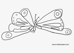 Eric Carle coloring sheets - click pic to open 31-page PDF   Kid ...