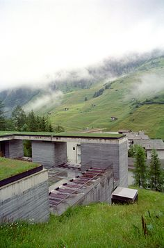 Therme Vals - Peter Zumthor  One day I will make it here....