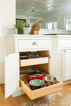 Kitchen remodeling project features CliqStudios.com inset cabinets ...