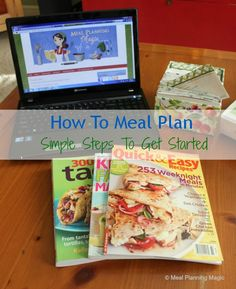 How to Meal Plan #recipes