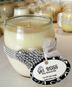 Love these LOVE candles www.blissstix.com