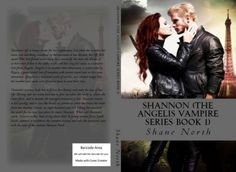 Shannon (The Angelis Vampire Serie Book 1)