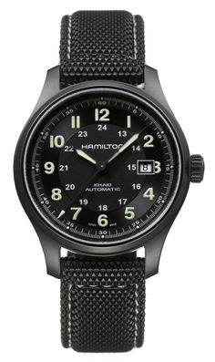 GIVEAWAY: Hamilton Khaki Field Titanium Auto Watch As Seen In Jack Ryan: Shadow Recruit Movie   watch giveaways