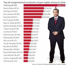 NRA Paid Puppets doing the bidding of Rich Corporate Donors... NOT the People!!!