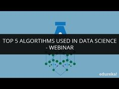 Top 5 Data Science Algorithms - Decision Tree, Random Forest, Linear Regression, K-Means | Edureka - YouTube
