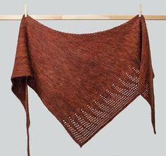 Freesia Shawl designed by Annie Lee