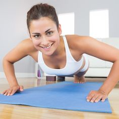 An Indoor Winter Workout to Sculpt Your Hottest Spring Body