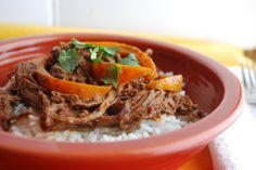 Nicaraguan Shredded Beef Latin American Food, Latin Food, Meat Recipes, Cooking Recipes, Lunch Recipes, Nicaraguan Food, Peanut Butter And Co, Hispanic Dishes, Shredded Beef