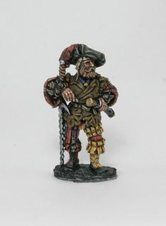 Next in my featurette series of vignettes we have a French herald flanked by a standard bearer and Landsknecht with Zweihander. Warhammer Empire, Warhammer Fantasy, Warhammer 40k, Landsknecht, Fantasy Miniatures, War Machine, Vignettes, Renaissance, Medieval