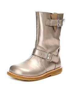 Angulus 2313-101 – Boots – Svart