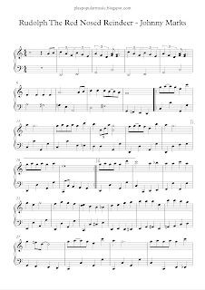 play popular music Rudolph Red Nosed Reindeer, Rudolph The Red, Free Sheet Music, Piano Sheet Music, Song Request, Popular Music, Free Piano, Songs, Play