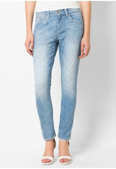 LEVI'S กางเกงยีนส์ Levi's Styled Boyfriend Jeans
