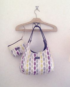 4つポケットトートバッグ実物大型紙ダウンロード - 無料型紙ダウンロード集 Best Bags, Mini Bag, Diy And Crafts, Sewing Projects, Handbags, Tote Bag, Purses, Leather, Stuff To Buy