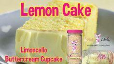Pink Zebra Recipe: Lemon Cake #PinkZebra