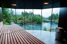 juvet landskapshotell - Norway