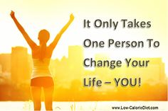 It Only Takes One Person...